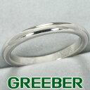 ヴァンクリーフ&アーペル リング 指輪 マリッジ ウエディング 2.5mm 52号 Pt950/プラチナ【中古】BLJ