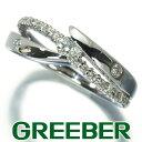 ショッピングダイヤモンド ダイヤ ダイヤモンド 0.30ct リング 指輪 Pt900/プラチナ【中古】GENJ