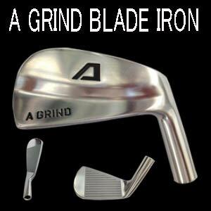 A DESIGN GOLF A GRIND R1 BLADE IRONSAデザインゴルフ Aグラインド R1 ブレードアイアン #5~Pw 6個セット