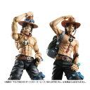【特価39%オフ】 ヴァリアブルアクションヒーローズDX Portrait.Of.Pirates × VAH ポートガス・D・エース POP P.O.P ワンピース メ..