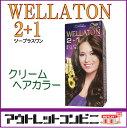 ウエラ WELLA ウエラトーン ツープラスワン WELLATON2+1 クリームヘアカラー 未使用品