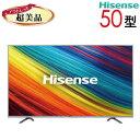 【中古】 Hisense ハイセンス 液晶テレビ 4K 50型 50インチ 新古 HJ50K323U tv-278