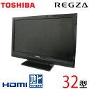 【中古】 【リモコン無し】 TOSHIBA 東芝 REGZA レグザ 液晶テレビ 32型 32インチ 地デジ BS CS 2011年製 Cランク 32A1S tv-300