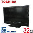【中古】 TOSHIBA 東芝 REGZA レグザ 液晶テレビ 32型 32インチハイビジョン 地デジ BS CS 2012年製 Cランク 32BC3 tv-348