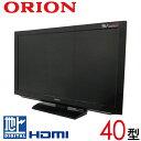 【中古】 ORION オリオン フルハイビジョン液晶テレビ 40型 40インチ DU403-B1 tv-350