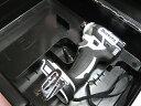 マキタ充電インパクトドライバ TD137DZ (白) 14.4V 本体・ケースセット