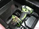 マキタ充電インパクトドライバ TD137DZ (ライム) 14.4V 本体・ケースセット