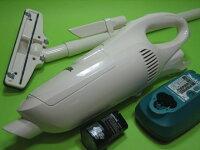 マキタ充電式クリーナ紙パック式CL072DSバッテリーBL7010・充電器DC07SAセット
