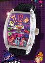 【送料無料】 ファンキージャグラー ウォッチ フランク三浦 腕時計 パチスロ スロット ジャグラー