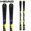 HEAD ヘッド 19-20 スキー 2020 V-Shape V8 SW スキー板 オールラウンド 万能スキー:315229