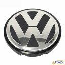 【あす楽】フォルクスワーゲン/VW ホイールキャップ/センターキャップ パサートCC/3C シロッコ シャラン/7N ティグアン トゥーラン トゥアレグ/7P 純正品 3B7601171XRW
