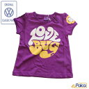 フォルクスワーゲン/VW Tシャツ/T-シャツ LOVE BUG サイズ92 子供/キッズ用 純正品