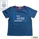 フォルクスワーゲン/VW Tシャツ/T-シャツ TRADE SISTER FOR BEETLE/ビートル サイズ116 子供/キッズ用 純正品