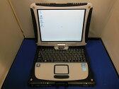 【良品】【中古】【BIOS使用250H】Panasonic タフブック TOUGHBOOK CF-19 (CF-19BC1ADS) Corei5-2520M/4G/320G/タッチパネル