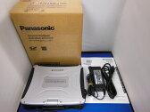 【新品同様】【極上品】【中古】Panasonic タフブック TOUGHBOOK CF-19 (CF-19ZE001CJ) Corei5-3610ME/4G/500G/タッチパネル/無線LAN・Bluetooth内蔵