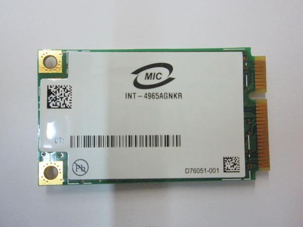 【新品】 Intel WiFi Link 49...の紹介画像2