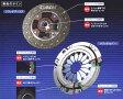 EXEDY クラッチ3点セット [品番:DHK014]ハイゼット S100P S100CV※適合確認が必要。ご購入の際、お車情報を記載ください。【smtb-k】【kb】【楽天カード分割】