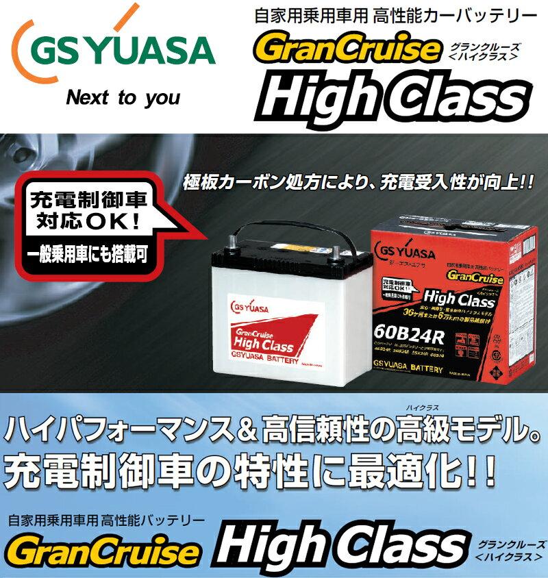 GSユアサ 高性能カーバッテリー GHC-80...の紹介画像2
