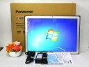 【状態良好】Panasonic TOUGH PAD タフパッド 高画質4K液晶 UT-MA6027HCJ Windows7搭載 Core i7 2.1GHz メモリ16GB SSD256GB