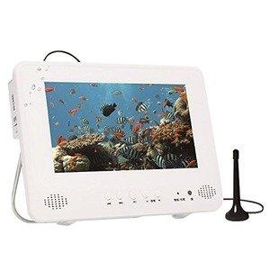 PROVE 9インチ防水 フルセグ ポータブルDVDプレーヤー IT-09MDF1-IP 【送料無料・即納】【02P28Sep16】