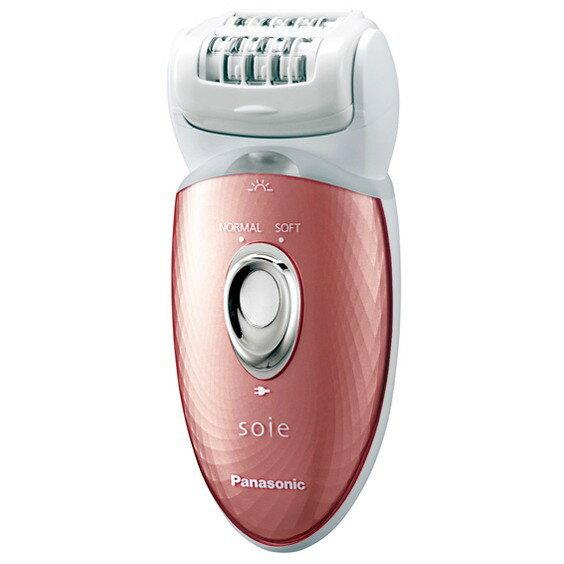 Panasonic パナソニック 脱毛器 soie ソイエ ES-ED97-P ピンク 【即納・送料無料】【02P03Dec16】 1台でムダ毛も角質もケア。泡脱毛で、触れるたび、なめらかな肌へ。