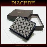グッチ 二つ折り財布 GUCCI 143384 FAGXN 9787 メンズ 送料無料 新品 セール