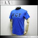 アルマーニ エクスチェンジ T6X425 BL Tシャツ 送料無料 新品 セール
