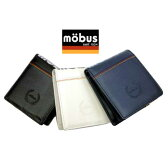 《レターパックライトの場合送料無料》mobus/モーブス 大柄プリント折財布