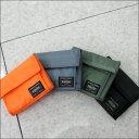 【クロネコヤマトDM便の場合 送料無料】PORTER/CAPSULE ポーター/カプセル横型財布