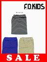 ショッピングF.O.KIDS 【セール40%OFF】 エフオーキッズ F.O.KIDS ボーダースカート