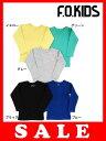 [メール便送料無料]エフオーキッズ F.O.KIDS ワンポイント刺繍Tシャツ