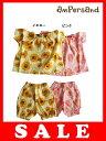 セール20%OFF[メール便送料無料]アンパサンド(ampersand)女の子半袖パジャマ