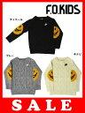 【セール50%OFF】エフオーキッズ FOスマイルセーター