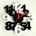 掛け時計/壁掛け時計/インテリア時計/ロックロックプラス ブ...
