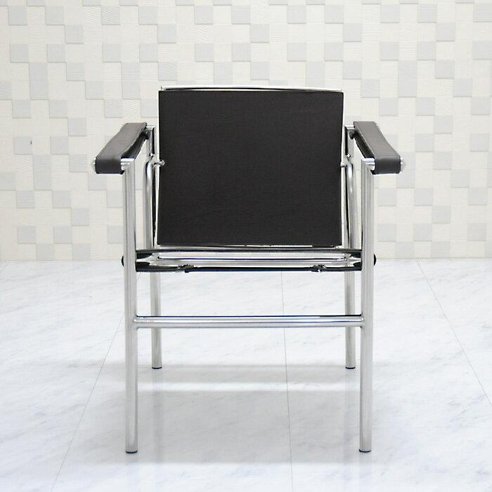ル・コルビジェ/LC1 レザー/カラー ダークブラウン/新品/スリングチェア/最高級レザー仕様 新品 Le Corbusier Sling Chair  椅子 パーソナルチェア 一人用 1人用 ダイニングチェア カウンターチェア