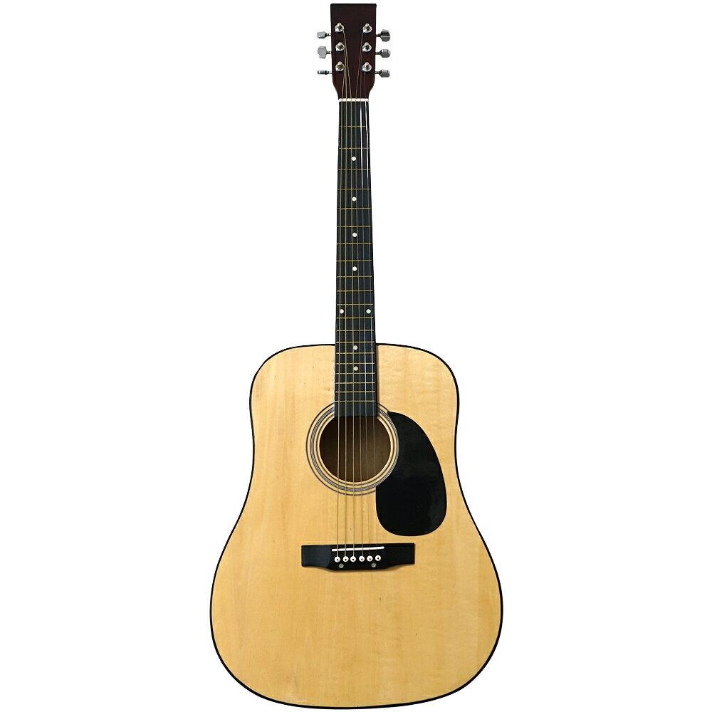 アコースティックギターフォークギターアコギguitar弦楽器初心者用入門用アウトレット