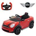 ミニ正規ライセンス ミニクーパー カントリーマン (MINI Cooper Contryman)電動乗用カー 電動乗用玩具 リモコン操作可能 キッズカー KIDs CAR