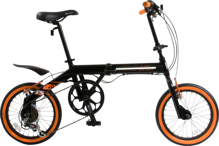 自転車の 自転車 最新 : 16インチ折りたたみ自転車 ...