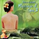 バリ島癒し&リラクゼーションCD『Balinese Traditional Massage & Spa3』マッサージ&スパ3☆メール便送料無料☆