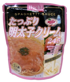 "24 Hachi Shokuhin retort series spaghetti source ""a lot of seasoned cod roe cream 245"" sets"