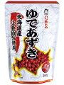 ゆであずき 180g レトルト パウチ ハシモト 北海道産 小豆 100% 使用 DM便 利用可能 10P03Dec16