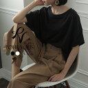 ショッピングバルーン カジュアル トップス ブラウス レディース おしゃれ ファッション シンプル オフィス 大きいサイズ シャツ 上品 大人かわいい きれいめ 新作 大人可愛い オフィスカジュアル 通学 韓国 春夏 tシャツ プルオーバー 半袖シャツ 半袖 五分袖 七分袖 7分袖 クルーネック