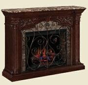 【LLOYD GRANDE】 33inch 暖炉棚アストリア astoria