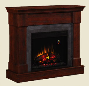 【LLOYD GRANDE】 23inch 電気式暖炉フランクリン franklin