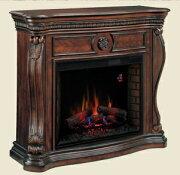 【LLOYD GRANDE】 33inch 電気式暖炉レキシントン lexington