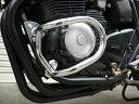 XJR400 エンジンガード 新品 メッキ マフラー