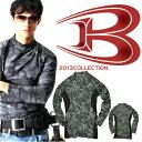 【BURTLE】裏起毛防寒用コンプレッションインナーシャツ/4012/【2013 WEX 新作作業服】