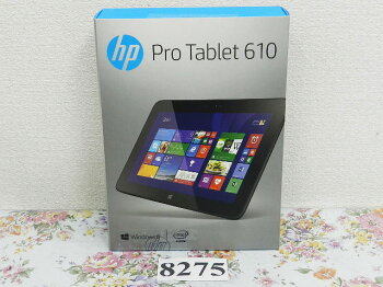 �᡼�����ݾ��դ����ʥ��֥�å�����HPProTablet610G164GBWindows8.1pro(Windows8.1Pro/����4GB/SSD64GB/Bluetooth/Wi-Fi)G7L49AA#ABJ��10.1������ۡڤ����ڡۡ��������������̵����