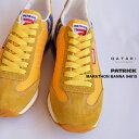 パトリックスニーカー マラソン バナナPATRICK MARATHON BANNA 94815