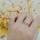 指輪 18K K18 18金 RGP プラチナ 高級 CZ 上品 リング yu1086e 普通便 送料無料 誕生日 結婚式 記念日 お祝い デート